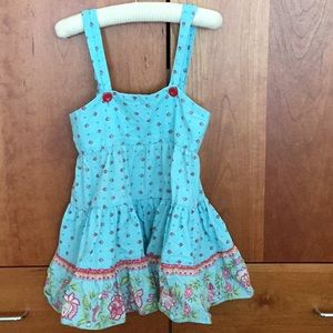 French Summer Dress